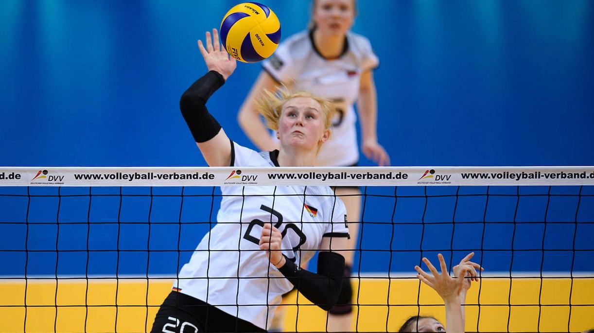 regeln volleyball dvv